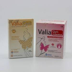 VALIAGYN PROBIOTIC VAGINAL TABS + VALIAGYN PROBIOTIC VAGINAL DOUCHE