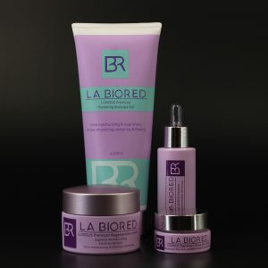 Προσφορά Γνωριμίας: Ορός 30ml + Face Cream 50ml + Eye Cream 15ml + Body Gel 200ml Luxious La BioRed